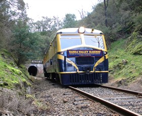Yarra Valley Railway - Accommodation Coffs Harbour