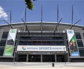 National Sports Museum at the MCG - Accommodation Coffs Harbour