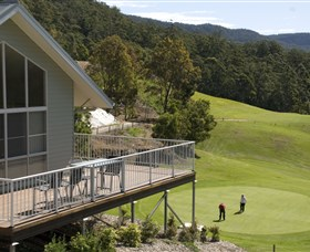 Kangaroo Valley Golf Club - Accommodation Coffs Harbour