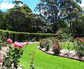 Wollongong Botanic Garden - Accommodation Coffs Harbour