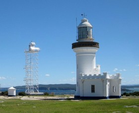 Point Perpendicular Lighthouse and Lookout - Accommodation Coffs Harbour