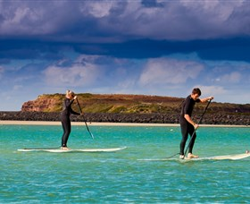 JPD Surf - Stand Up Paddle - Accommodation Coffs Harbour