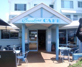 Breakers Cafe and Restaurant - Accommodation Coffs Harbour