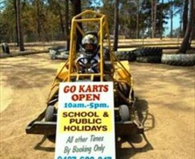 GTS Dirt Karts - Accommodation Coffs Harbour