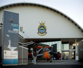 Fleet Air Arm Museum - Accommodation Coffs Harbour