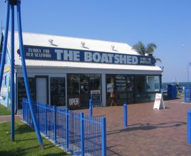 Innes Boatshed - Accommodation Coffs Harbour