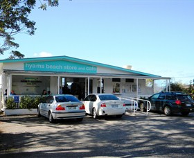 Hyams Beach Store and Cafe - Accommodation Coffs Harbour