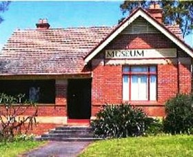 Nowra Museum and Shoalhaven Historical Society - Accommodation Coffs Harbour