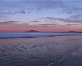 Seven Mile Beach National Park - Accommodation Coffs Harbour