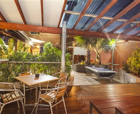 The Plantation Hotel - Accommodation Coffs Harbour