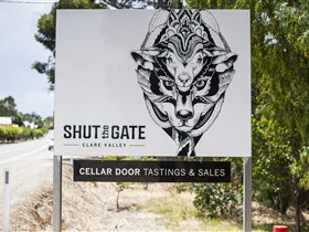Shut The Gate Winery and Cellar Door - Accommodation Coffs Harbour