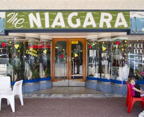 Niagra Cafe - Accommodation Coffs Harbour