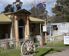 Gundagai Historic Museum - Accommodation Coffs Harbour