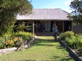 Boondooma Homestead - Accommodation Coffs Harbour