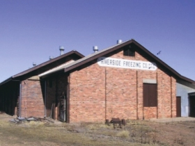Riverside Freezing Works and Rabbit Factory - Accommodation Coffs Harbour