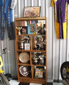 Ash's Speedway Museum - Accommodation Coffs Harbour