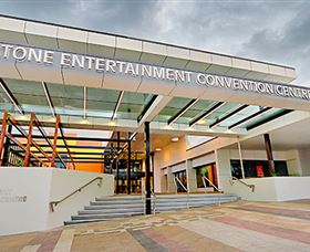 Gladstone Entertainment and Convention Centre - Accommodation Coffs Harbour