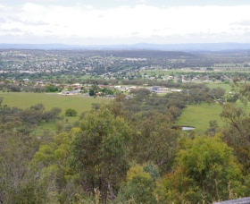 McIlveen Park Lookout - Accommodation Coffs Harbour