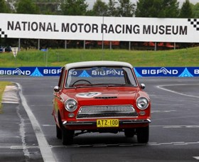 National Motor Racing Museum - Accommodation Coffs Harbour