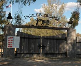 Inverell Pioneer Village - Accommodation Coffs Harbour