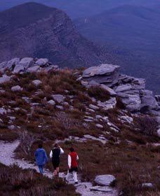 Bluff Knoll Stirling Range National Park - Accommodation Coffs Harbour