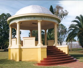 Kingaroy Soldiers Memorial Rotunda - Accommodation Coffs Harbour