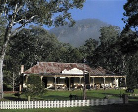 Newnes Kiosk - Accommodation Coffs Harbour