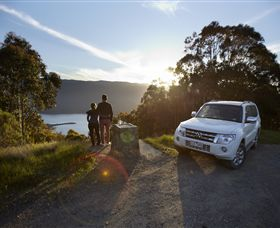 Aberfeldy Four Wheel Drive Track - Accommodation Coffs Harbour