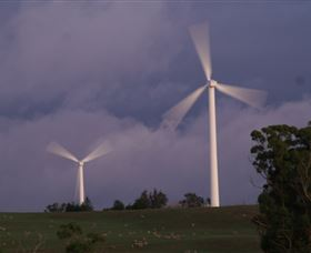 Crookwell Wind Farm - Accommodation Coffs Harbour
