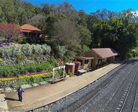 Spring Bluff Railway Station - Accommodation Coffs Harbour