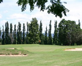 Aberdeen Golf Club - Accommodation Coffs Harbour