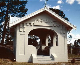 Stanthorpe Soldiers Memorial - Accommodation Coffs Harbour