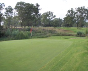 Muswellbrook Golf Club - Accommodation Coffs Harbour
