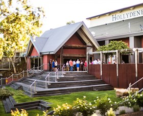 Hollydene Estate Wines and Vines Restaurant - Accommodation Coffs Harbour
