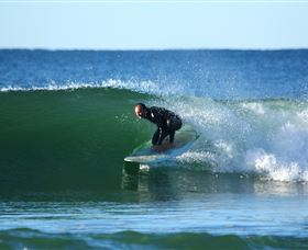 Surfaris Surf Camp - Accommodation Coffs Harbour
