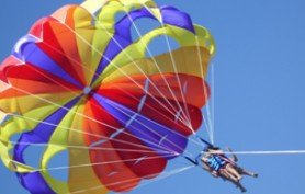 Port Stephens Parasailing - Accommodation Coffs Harbour