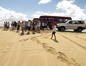 Port Stephens 4WD Tours - Accommodation Coffs Harbour