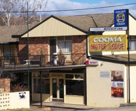 Cooma Motor Lodge Coach Tours - Accommodation Coffs Harbour