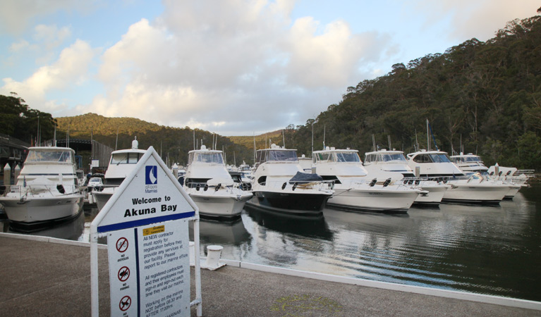d'Albora Marinas at Akuna Bay - Accommodation Coffs Harbour