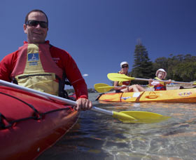 Bundeena Kayaks - Accommodation Coffs Harbour