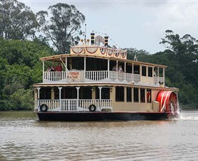 Nepean Belle Paddlewheeler - Accommodation Coffs Harbour
