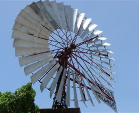 Barcaldine Windmill - Accommodation Coffs Harbour