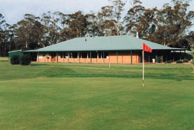 Echunga Golf Club Incorporated - Accommodation Coffs Harbour