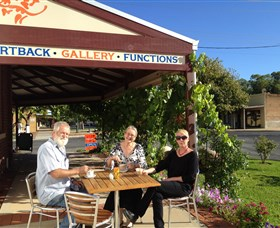 Artback Australia Gallery and Cafe - Accommodation Coffs Harbour
