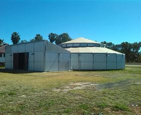 Augathella Q150 Shed - Accommodation Coffs Harbour