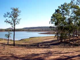 Theresa Creek Dam - Accommodation Coffs Harbour