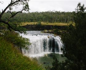 Millstream Falls - Accommodation Coffs Harbour
