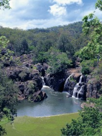 Little Millstream Falls - Accommodation Coffs Harbour