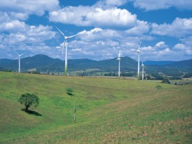 Windy Hill Wind Farm Ravenshoe - Accommodation Coffs Harbour