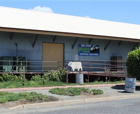 Mid-State Shearing Shed Museum - Accommodation Coffs Harbour
